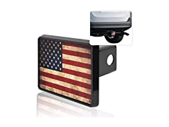 Flag Hitch Cover