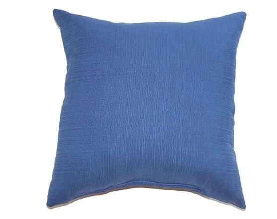 Pacific Blue Throw Pillows : 16