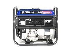 Yamaha EF2600 2,600 Watt 171cc OHV 4-Stroke Generator