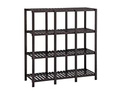 SONGMICS Multi Storage Shelf