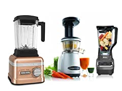 Juicer & Blender Favorites