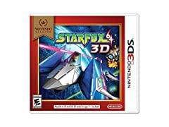 Nintendo Selects: Star Fox 64 3D Nintendo 3DS