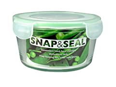 Snap & Seal 24oz. Round Container