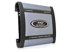 2300 Watt 2-Channel Bridgeable Amplifier