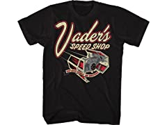 Vader's Speed Shop - Black