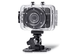 Pyle 720p HD Sport Action Cam (5 Colors)