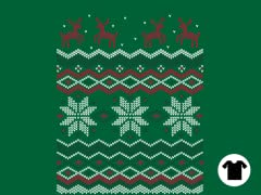 Ugly Holiday Sweater 2007 Tee