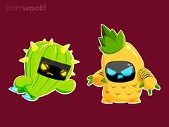Fruit Bot Battle