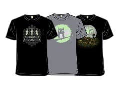 Limited Time Glow Shirts!