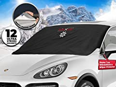 Windshield Snow Cover & Wiper Protector