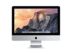 "Apple iMac 21.5"" Intel i5 1TB Desktop"