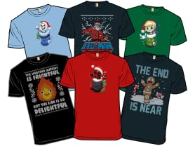 Check Out NEW Shirt-tastic Designs!
