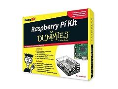 CanaKit Raspberry Pi Kit for Dummies
