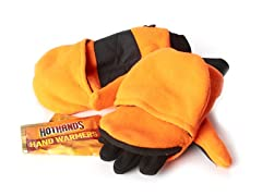 HotHands Heated Mitten, Blaze