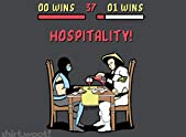 Hospitality!