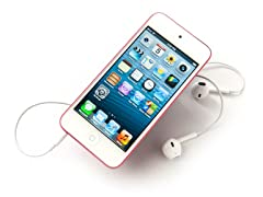 32GB iPod touch (5th Gen) Pink