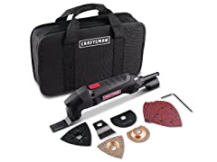 Craftsman 2.0A Compact Corded Multi-Tool Kit