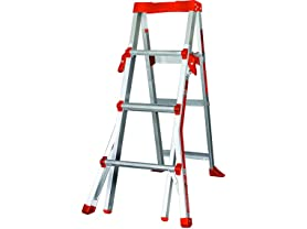 Little Giant QuickStep Adjustable Ladder