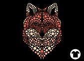 Fox Mosaic