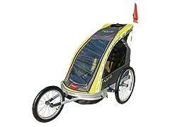 Allen Sports Premier 2-Child Aluminum Bike Trailer