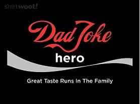 Dad Joke Hero