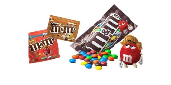 All the M&M's