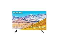 Samsung TU-8000 Series 4K TV