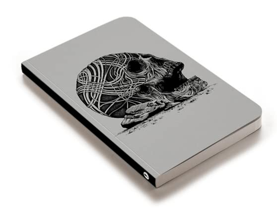Celtic Skull Journal by Rachel Caldwell a k a  Thirsty Fly