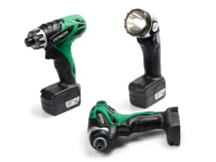 Hitachi 3-Piece Tool Combo Kit