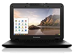 "Lenovo N21 11"" Intel 16GB Chromebook"