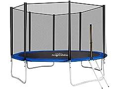 Ingbelle 12 FT Enclosed Trampoline
