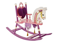 Princess Rocking Horse