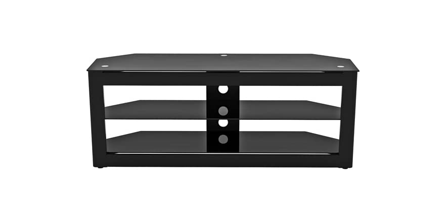 maxine 55 tv stand. Black Bedroom Furniture Sets. Home Design Ideas