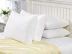 4Pk Exquisite Hotel Essentials Pillows
