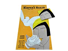 Harper's Bazaar - Summer Fiction Towel