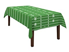 "Tailgate Vinyl 52"" x 72"" Table Cover"