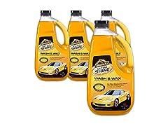 Armor All Ultra Shine Car Wash and Wax