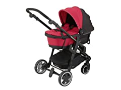 Cranberry Carrycot for Click 'n Move 3
