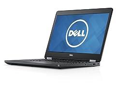 """Dell Latitude 14"""" E5470 i7, R7 M360 Laptop"""