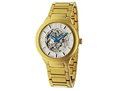 Radius Skeleton Automatic, Gold