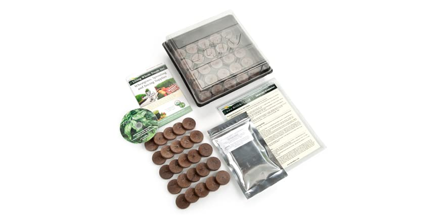 Culinary Stack Amp Grow Herb Kit