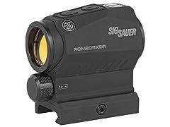 Sig Sauer 1x20mm Romeo5 XDR Predator Green Dot Sight B