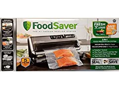 FoodSaver 1 2in1 Vacuum Sealing System with Starter