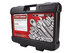 Craftsman 137-Piece Mechanic's Tool Set
