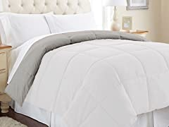 Down Alt. Comforter - Twin - 5 Colors
