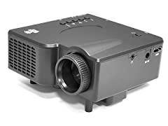Pyle Portable Gaming Projector
