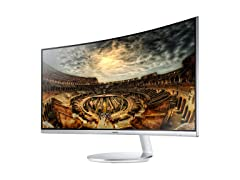 "Samsung 34"" Curved LED Monitor-CF791"