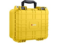 "Eylar Compact 13.37"" Gear Case Yellow"
