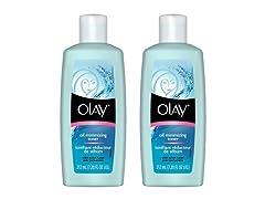 Olay Oil Minimizing Toner, 7.20-Ounce (Pack of 2)