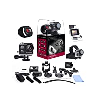 XtremePro XP4KB 4K Ultra HD Sports Camera Bundle with Wireless Wrist Remote Deals